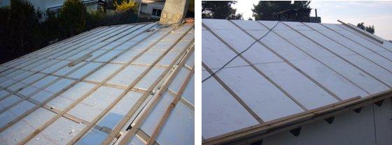 aislamiento termico tejados aislamiento tejados