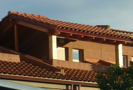Estructuras Madera tejados pergolas porches construccion cubiertas ...
